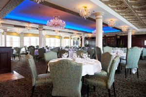 American Empress - The Astoria Dining Room