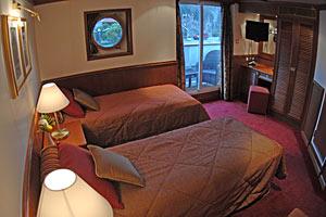 Athena - Balcony Cabin