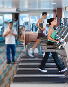Azamara Quest - Fitness Center