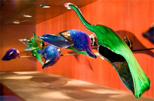 Azamara Quest - Glass Sculptures