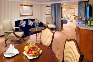 Azamara Quest - Royal Suite