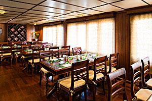 Bassac Pandaw - Dining