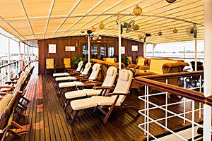 Bassac Pandaw - Sun Deck