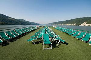 La Belle de Cadix - Sun Deck