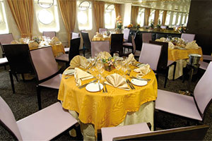 La Belle de l'Adriatique - Dining room