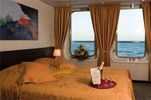 La Belle de l'Adriatique - Cabin
