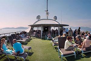 La Belle de l'Adriatique - Sun Deck