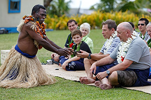 Fiji Princess - Fijian culture