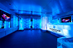 Norwegian Breakaway - Svedka Ice Bar