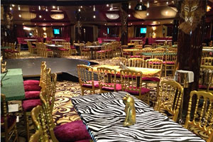 Norwegian Breakaway - The Spiegel Tent