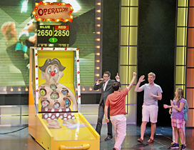 Carnival Breeze - Hasbro, The Game Show