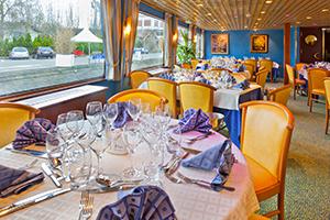 La Boheme - Dining room