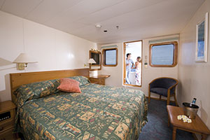 Reef Endeavour - Reef Endeavour Stateroom