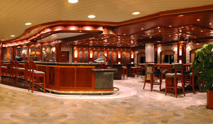 Caribbean Princess - Vines Wine Bar