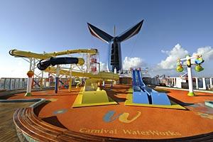 Carnival Fantasy - Carnival WaterWorks