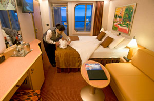Carnival Dream - Balcony Cove Cabin
