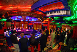 Carnival Freedom - Piano Bar