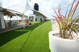 Celebrity Equinox - The Lawn Club