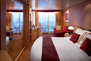 Celebrity Infinity - AquaClass Spa Cabin