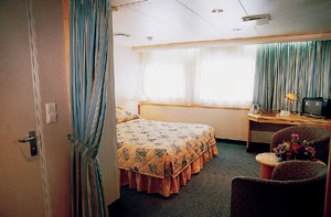 Clipper Odyssey - Oceanview Cabin