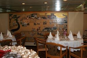 Clipper Odyssey - Dining