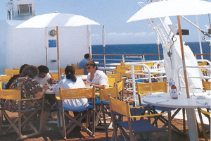 Club Med 2 - Outdoor Dining