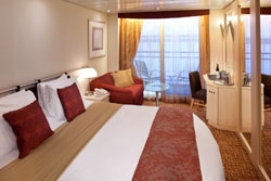 Celebrity Constellation - Balcony cabin