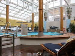 Celebrity Constellation - Solarium