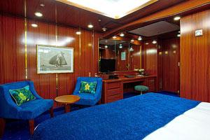 Corinthian - Standard cabin