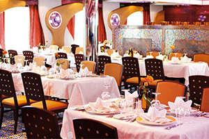 Costa Deliziosa - Albatros Restaurant
