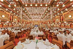 Costa Favolosa - Duca di Borgogna Restaurant