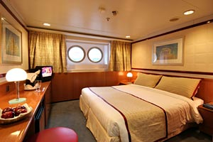 Costa Allegra - Suite