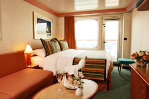 Costa Concordia - Balcony Cabin