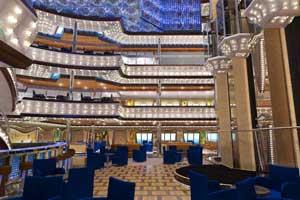 Costa Diadema - Atrium