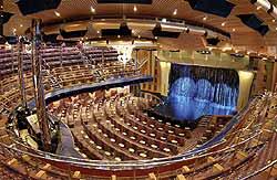 Costa Magica - Urbino Theatre