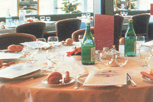 Costa Marina - Crystal Restaurant