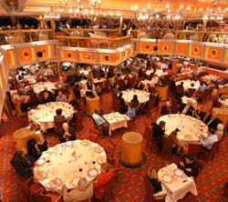 Carnival Valor - Washington Restaurant