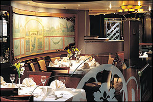 Dawn Princess - Marquis Dining Room
