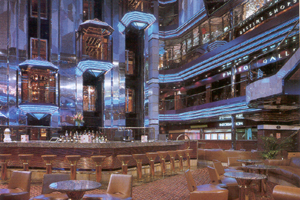 Carnival Destiny - The Rotunda