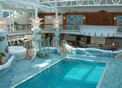 Diamond Princess - Magradome Pool