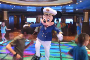 Disney Dream - Children's Facilities