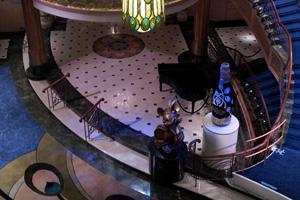 Disney Fantasy - Atrium