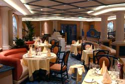 Diamond Princess - Sabatini Trattoria