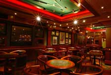 Diamond Princess - Churchill Cigar Lounge/Sports Bar
