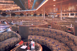 Carnival Ecstasy - Starlight Lounge
