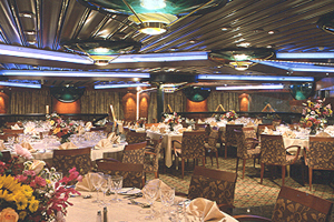 Carnival Elation - Dining Room