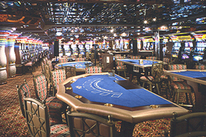 Carnival Elation - Casablanca Casino