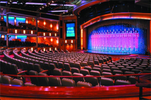 Explorer of the Seas - The Palace Theater