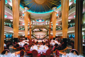 Explorer of the Seas - Dining Room