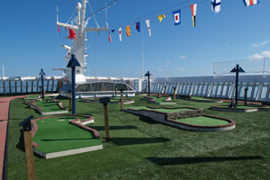Carnival Fantasy - Mini-Golf